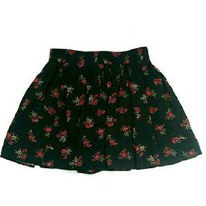 Brandy Melville Skirt Floral